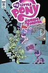 My Little Pony Friends Forever #35 (Subscription Variant)
