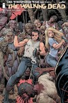 Walking Dead #161 (Connecting Cover Part 5 - Adams & Fairbairn)