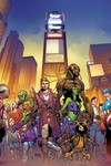 Guardians of the Galaxy #15 (Asrar Variant Cover Edition)