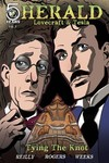 Herald Lovecraft and Tesla Tying The Knot TPB