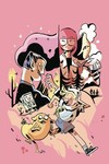 Adventure Time Comics #6 (Subscription Daguna Variant)