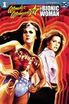 Wonder Woman Bionic Woman 77 #1 (of 6) (Cover A - Staggs)