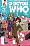 Doctor Who 10th Year 3 #1 (Cover C - Ellerby)