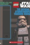 Lego Star Wars Off Stormtrooper Training Manual W Figure