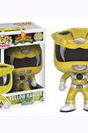 Pop Television Power Rangers Yellow Ranger Vinyl Figure