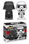 Pop Home Star Wars Darth Vader & Stormtrooper Salt & Pepper Shakers