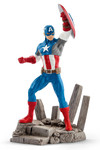 Captain America PVC Figure
