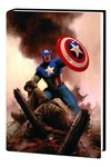 Captain America Theater Of War HC