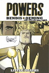 Powers Prem HC Vol. 03 Little Deaths (Bendis and Oeming Signed Edition)