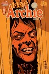 Afterlife With Archie #8 (Francavilla Here's Juggy Variant Cover)