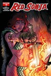 Red Sonja #17 (Isaacs Variant)