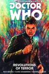 Doctor Who 10th HC Vol. 01 Revolutions Terror