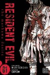 Resident Evil Marhawa Desire GN Vol. 01
