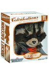 Fabrikations Guardians of the Galaxy Rocket Raccoon Soft Sculpt Plush Figure