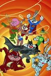 Justice League #46 (Looney Tunes Variant Cover Edition)