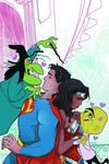 Superman Wonder Woman #23 (Looney Tunes Variant Cover Edition)