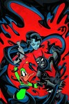 Batman Beyond #6 (Looney Tunes Variant Cover Edition)