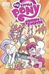 My Little Pony Friends Forever #22 (Subscription Variant)