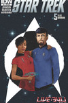 Star Trek Ongoing #51 (Subscription Variant)