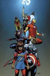 All New All Different Avengers #1 (Asrar Variant Cover Edition)