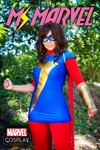 Ms Marvel #1 (Cosplay Variant Cover Edition)
