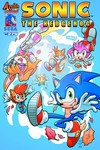 Sonic The Hedgehog #279 (Variant Cover B - Knight)