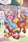 Amazing World Gumball Original GN Vol. 01 Fairy Tale Trouble