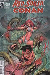 Red Sonja Conan #4 (of 4) (Cover B - Subscription Cover)
