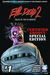 Evil Dead 2 Tales Of The Exmortis #1 Special Edition