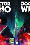 Doctor Who 12th Sdcc Cover B #0 Sdcc Variant Cover B