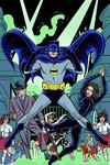 Batman 66 Meets Steed and Mrs Peel #5 (of 6)