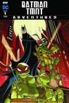 Batman Teenage Mutant Ninja Turtles Adventures #1 (of 6)