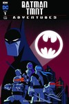 Batman Teenage Mutant Ninja Turtles Adventures #1 (of 6) (Subscription Variant A)