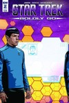 Star Trek Boldly Go #2 (Subscription Variant)