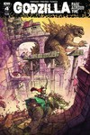 Godzilla Rage Across Time #4 (of 5) (Subscription Variant)