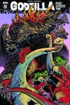 Godzilla Rage Across Time #5 (of 5) (Subscription Variant)