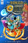 Donald Quest #1 (of 5)