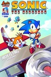 Sonic The Hedgehog #289 (Cover B -  Variant Jamal Peppers)