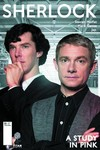 Sherlock A Study In Pink #6 (of 6) (Cover B - Photo)