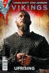 Vikings Uprising #3 (of 4) (Cover B - Photo)