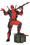 Marvel Deadpool Collectors Gallery Statue