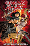 Conan Red Sonja HC (Signed Edition)