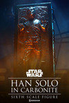 Star Wars Han Solo In Carbonite 1/6 Scale Figure