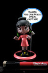 Star Trek Trekkies Uhura Q-Pop Figure