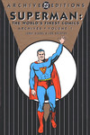 DC Archives - Superman in World's Finest Comics HC Vol. 01