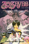 3x3 Eyes: Curse of the Gesu TPB - nick & dent