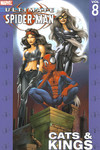 Ultimate Spider-Man TPB Vol.  8: Cats & Kings