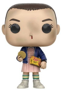 Pop Netflix Stranger Things � Eleven with Eggos