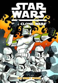 Star Wars: The Clone Wars-The Enemy Within  TPB