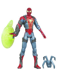 Mission Spidey Night MIssions Spider-Man Action Figure